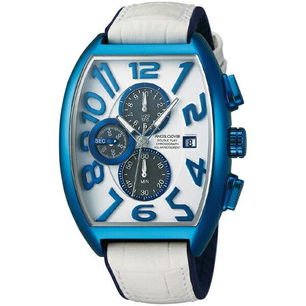 腕時計, メンズ腕時計 10OFF DPS38BNV-WH Angel Clover