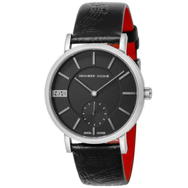 腕時計, メンズ腕時計 20OFF NNS40SBK-BK Angel Clover