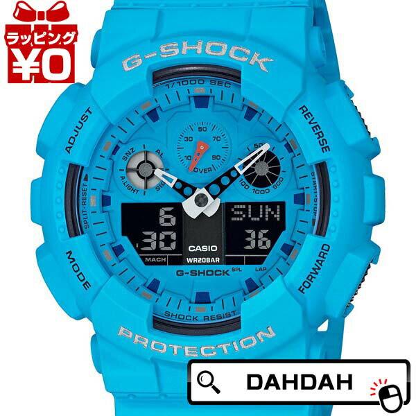 腕時計, メンズ腕時計  GA-100RS-2AJF G-SHOCK G CASIO