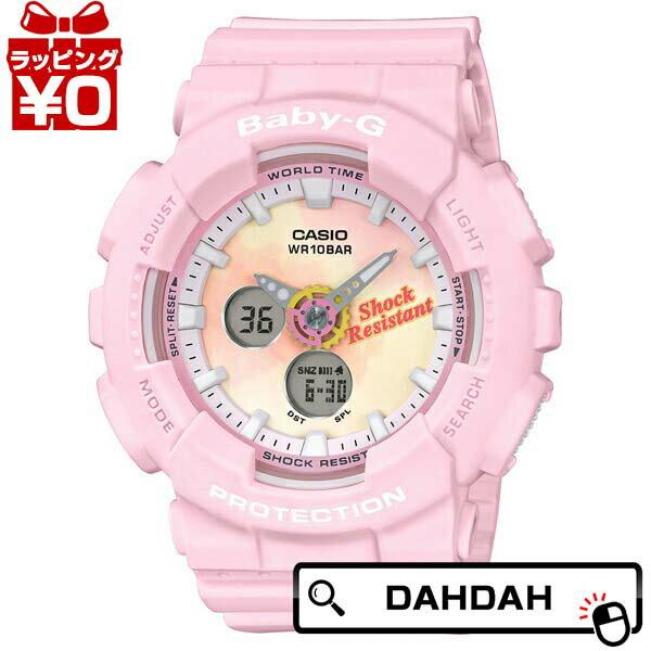 腕時計, レディース腕時計  BA-120TG-4AJF BABY-G CASIO