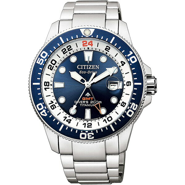 腕時計, メンズ腕時計 10OFF GMT 200m BJ7111-86L PROMASTER CITIZEN