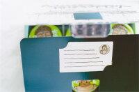 大仏プリン特製メッセージ・のしカード