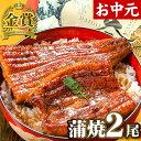 お中元 国産 うなぎ 長蒲焼2尾セット 鰻 ギフト プレゼント 食べ物 誕生日