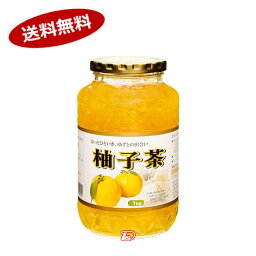 【送料無料1ケース】柚子茶 大同 1kg 12個入★一部、北海道、沖縄のみ別途送料が必要となる場合があります