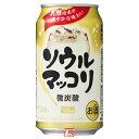 【3ケース】ソウルマッコリ 6度 サントリー 350ml 缶...
