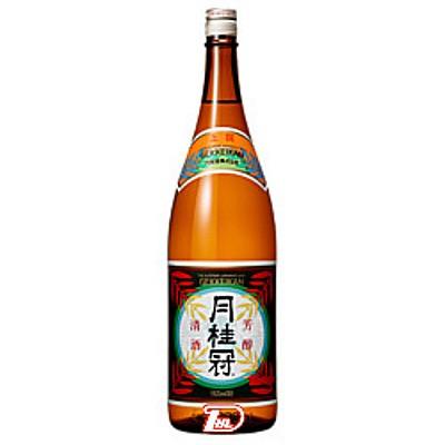 上撰月桂冠1.8L(1800ml)瓶