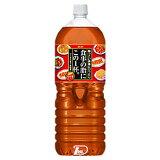 【2ケース】食事の脂にこの一杯 ウーロン アサヒ 2L(2000ml)ペット 6本×2