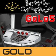 スコッティキャメロンゴーロー5パターGolo5日本正規品2015