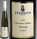二アシタイナー・エルベルグ[2005]白リースリング・アイスワイン375ml