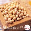 熊本県産大豆「フクユタカ」5kg(500gx10袋入り)
