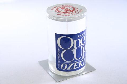 ろうそく 蝋燭 カメヤマローソク ワンカップ大関ロウソク 故人の好物シリーズ 0305a001a