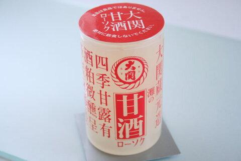 ろうそく 蝋燭 カメヤマローソク 大関甘酒ロウソク 故人の好物シリーズ 0305a006a