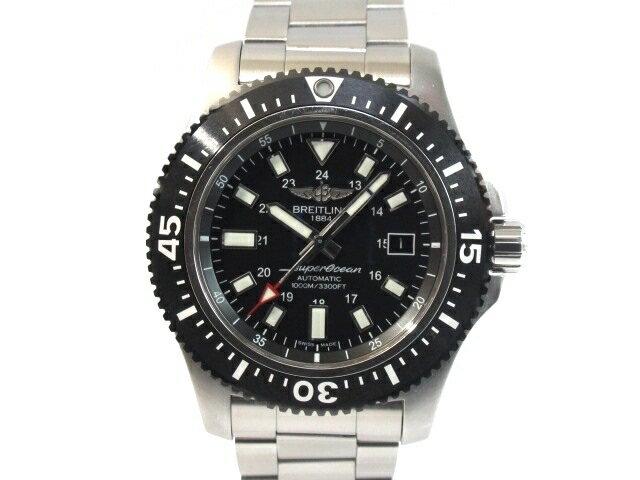 腕時計, メンズ腕時計 BREITLING 44 Y192B45PSS SS() CE()432