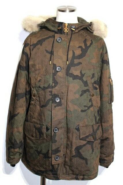 メンズファッション, コート・ジャケット LOUIS VUITTON LV N-3B 54 2017432
