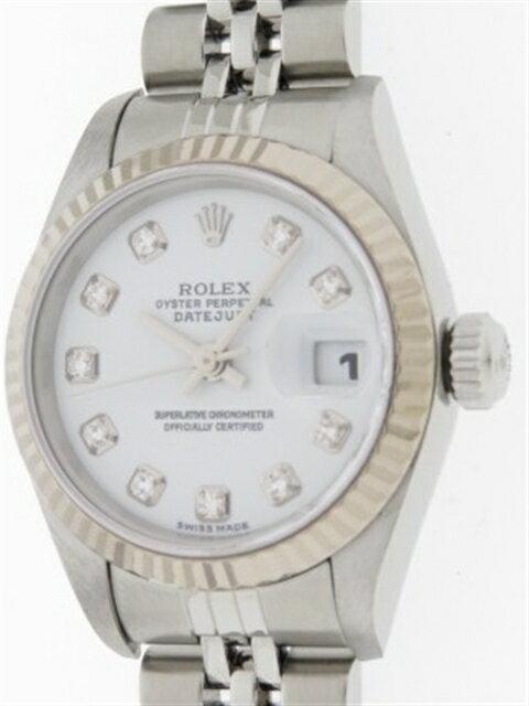 腕時計, レディース腕時計 ROLEX 79174G F 430