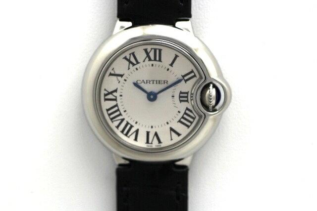 腕時計, 男女兼用腕時計 Cartier SM SS W69018Z4460