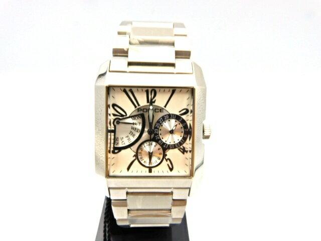腕時計, メンズ腕時計 POLICE SIDE AVENUE 148.9g 432