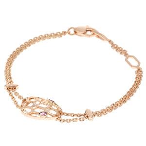 BVLGARI Bvlgari PG Amethyst Serpenti Bracelet [430] [Used] [Daikokuya]