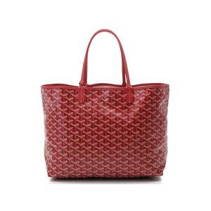 GOYARD Goyar 세인트루이스 PM 루즈 (빨간색) Goyardin canvas 2020 년 3 월에 구입 [437] [중고] [다이 코쿠 야]