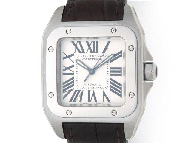 腕時計, メンズ腕時計 Cartier 100 MM W20106X8 20076 SS(D) 100m 436