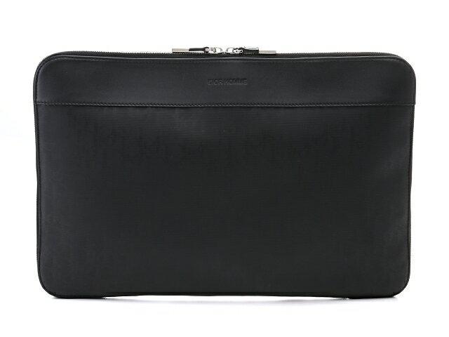 Dior ディオール バッグ クラッチバッグ ビニール カーフ ブラック 【474】【中古】【大黒屋】:質屋 大黒屋