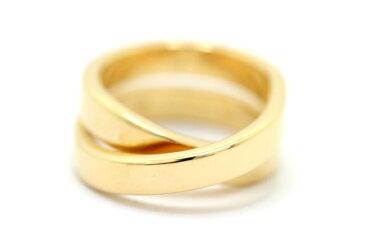 [送料無料]Cartier カルティエ パリ リング 指輪 YG 52号(日本サイズ12号)【430】【中古】【大黒屋】