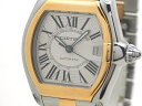 【送料無料】Cartier カルティエ ロードスターLM オートマチック YG SS イエローゴール ...