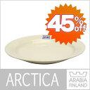 Arabia (アラビア) アルクティカ(アークティカ) プレート17cm ホワイト 北欧食器【YDKG-f】【RCP】SS02P03mar13