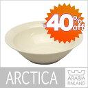 Arabia (アラビア) アルクティカ(アークティカ) ボウル16cm ホワイト 北欧食器【YDKG-f】【RCP】SS02P03mar13