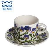 アラビア オルヴォッキ コーヒー ソーサー