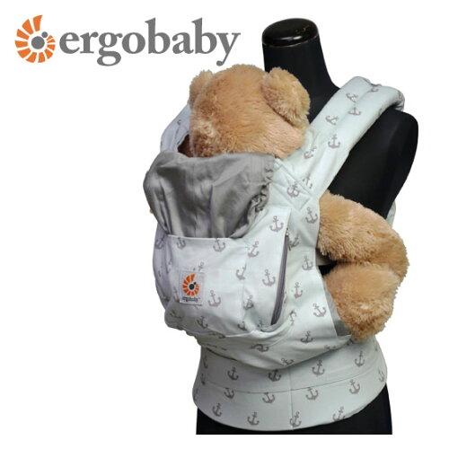 エルゴ 抱っこ紐 ergobaby エルゴベビー ベビーキャリア シースキッパー(アンカー) Ergo Baby 新ロ...