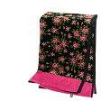 FEILER フェイラー バスタオル ミリアム ブラック - チェリー 75x150cm Chenille Bath Towel Miria...