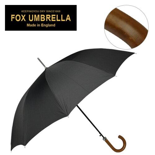 フォックス アンブレラズ FOX UMBRELLAS 傘 メンズ GA2 マラッカハンドル 長傘 ワンタッチオープン...