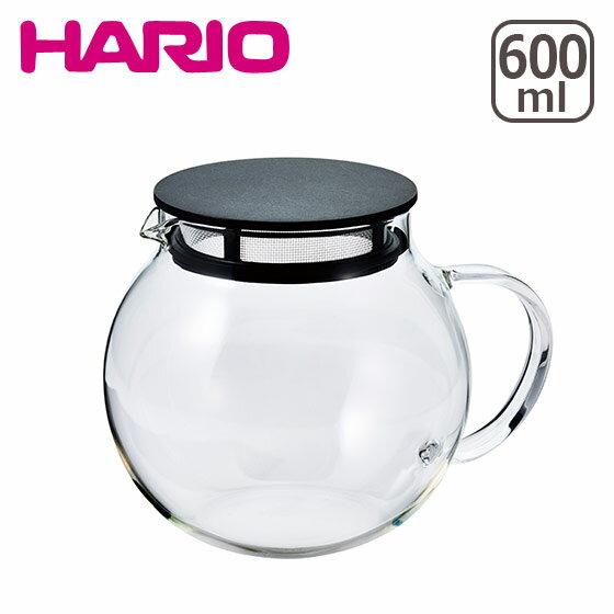 HARIO(ハリオ)ジャンピングリーフポット 600ml JPL-60-B