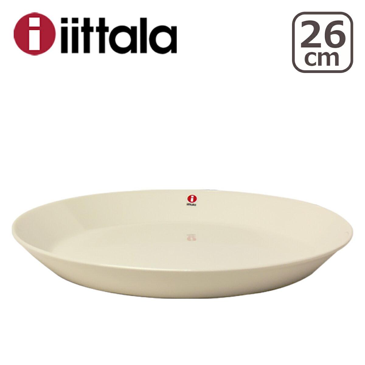 【ポイント3倍 10/10】イッタラ iittala ティーマ TEEMA 26cm プレート ホワイト 白皿 北欧 フィンランド 食器 ittala