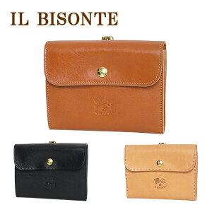 570047f7dcd2 イルビゾンテ(IL BISONTE) がま口 財布 - 価格.com