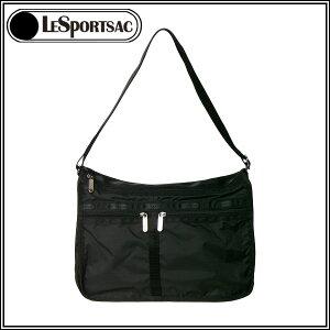 【45%OFF!! 期間限定sale】LeSportsac レスポートサック ショルダーバッグ 7507 BLACK 5922 ブ...