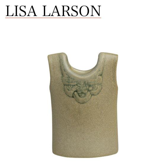 リサラーソン 花瓶 ベスト ワードローブ 1560200 リサ・ラーソン LisaLarson(Lisa Larson)Clothes /Wardrobe Vest 花器・フラワーベース・陶器置物・北欧・オブジェ