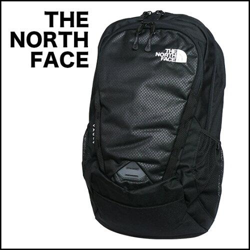 ノースフェイス リュック THE NORTH FACE VAULT ヴォルト バックパック BLACK メンズ レディース【...