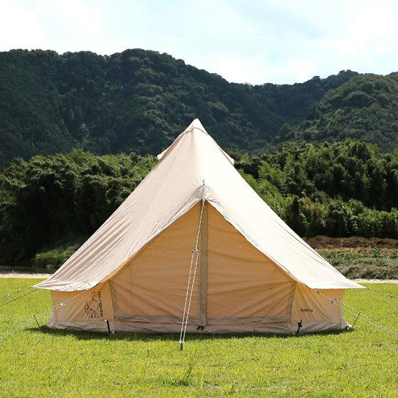 ノルディスク Asgard 7.1 Basic Cotton Tent With Sewn-In Floor 142012 アスガルド 7.1 ベーシック コットン テント 1〜3人用