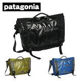 パタゴニア バッグ ショルダーバッグ 49325 ブラックホールメッセンジャー PATAGONIA black hole messenger 選べる3色 防水 メンズ レディース【楽ギフ_包装】