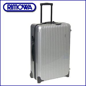 【50%off!!送料無料】SALSA◆RIMOWA リモワ TSAロックモデル 856.77 サルサ 2輪 Trolley silver...