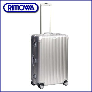 RIMOWA リモワ TSAロックモデル 932.70 トパーズ 4輪 マルチホイール sil…