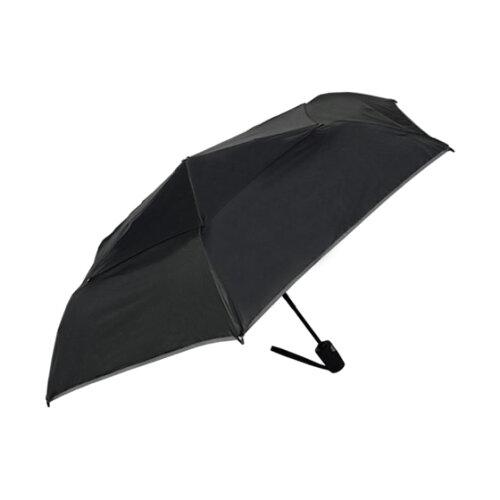 ◆TUMI (トゥミ) 14415 ミディアム・オートクローズ・アンブレラ BLACK◆折りたたみ傘【北海道・...