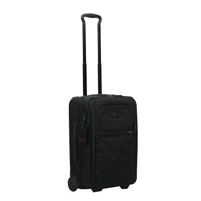 TUMI(トゥミ)おすすめのブランドスーツケース1