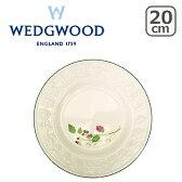 ウェッジウッド (WEDGWOOD) フェスティビティー ラズベリー プレート20cm 食器 中皿