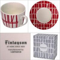 【Max1,000円OFFクーポン】Finlayson(フィンレイソン)コロナ ペアコーヒーセット カップ&ソーサー ギフト・のし可