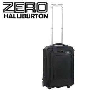 ゼロハリバートン Profile 21IN Carry On Upright キャリーケース 2輪 ブラック 北海道・沖縄は別途945円加算