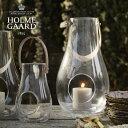 [キャンドルホルダー]HOLMEGAARDDESIGN WITH LIGHT Lantern ClearLサイズH29cm(デザイン ウィズ ライト ランタン クリア・キャンドルベース・テーブルランプ・北欧インテリア・おしゃれ・かっこいい・かわいい)ホルムガード