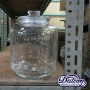 【ガラス容器】ダルトン ガラス クッキージャー 5L CH00−H05-5(GLASS COOKIE JAR・グラスジャー・ガラスジャー・パスタ・お菓子・保存容器・ナッツ・おしゃれ)DULTONの写真